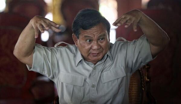 Elektabilitas Prabowo Anjlok, PDI-P: Kalau Jokowi Lembut, Merangkul, Tersenyum, Kreatif, Kalau Yang Satu Kaku Pakai Marah-marah