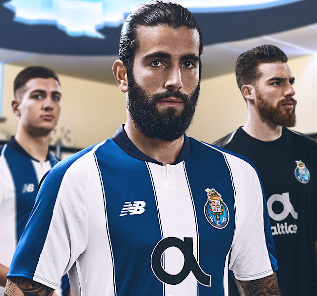 FC Porto New Balance Home Kit 2018-19