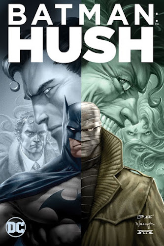 Batman: Hush (BRRip 1080p Dual Latino / Ingles) (2019)