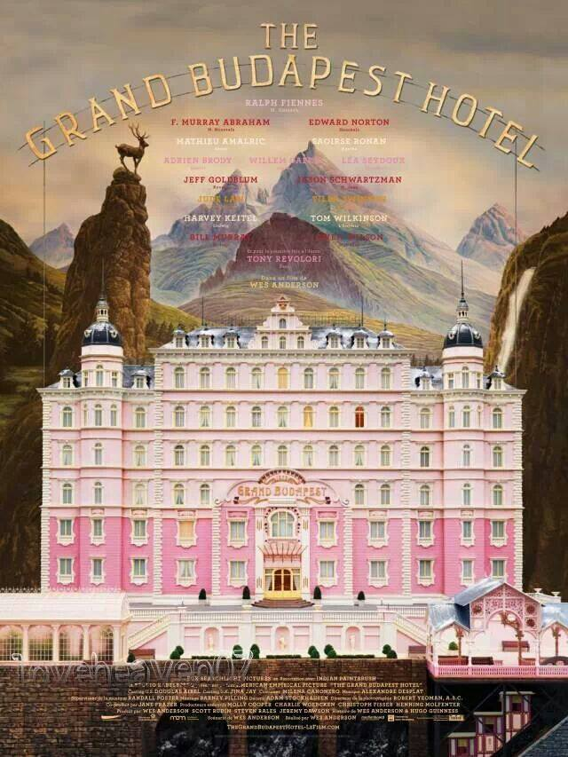 The Grand Budapest Hotel Movie Film - Sinopsis