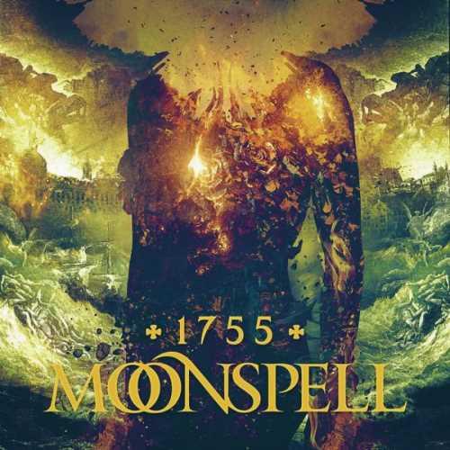 "MOONSPELL: Το εξώφυλλο και το tracklist του ""1755"""