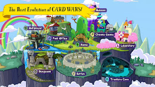 Card Wars Kingdom Mod APK+DATA v1.0 Terbaru Android