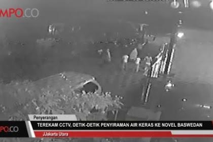 "Ekslusif Video Detik-detik Penyerangan Novel Baswedan ""Terror di Subuh Hari"""