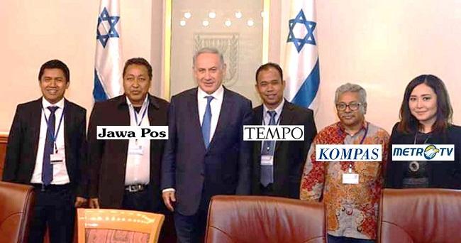 Tantowi Yahya, Anggota Komisi I DPR dari Partai Golkar anggap wajar kunjungan petinggi media di Indonesia terima undangan kunjungan dari PM Israel