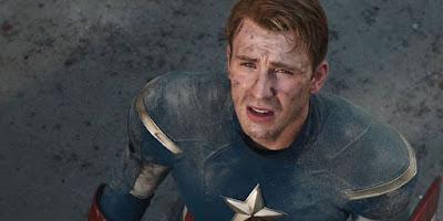 Capitán América-Chris Evans