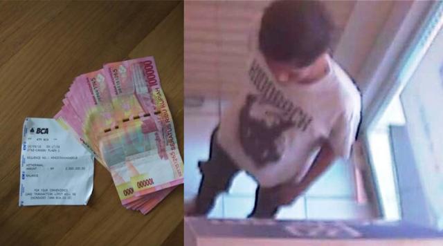 Karma Itu Ada Inilah Yang Terjadi Pada Seorang Pria yang Menerima Uang Nyasar Di Rekeningnya