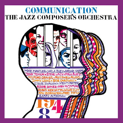 The Jazz Composer's Orchestra - Communication (1965)