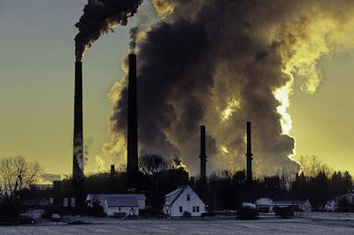Impacto humano en el ambiente