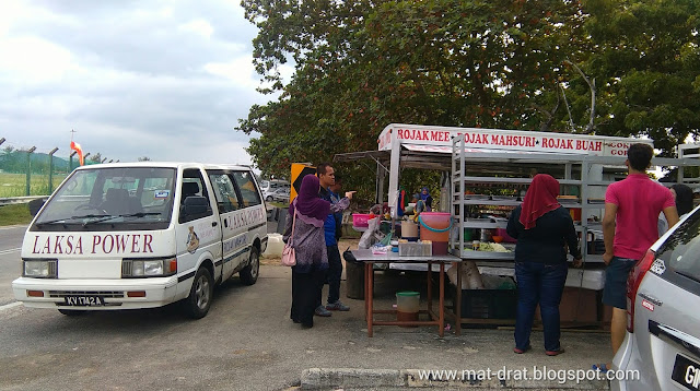 Laksa Power Ikan Sekoq Tempat Makan Best di Langkawi