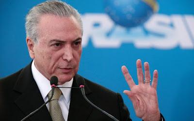 Machado reafirma que Temer pediu doação para campanha do PMDB em São Paulo