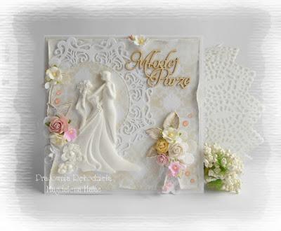 Ślubnie z kolekcją Margaretą…
