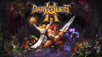 Dark Quest 2 Game Screenshot 1