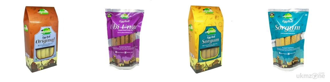 Produk Makanan Camilan Pawon Narasa UKM / IKM / UMKM Depok - UKM Zone
