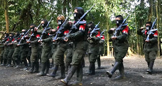 National Liberation Army (ELN) guerrillas