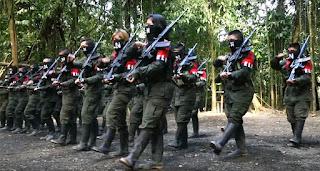 National Liberation Army (ELN) guerrillas