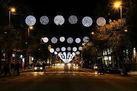 Viajar a Barcelona Iluminacin de Navidad Barcelona 2014