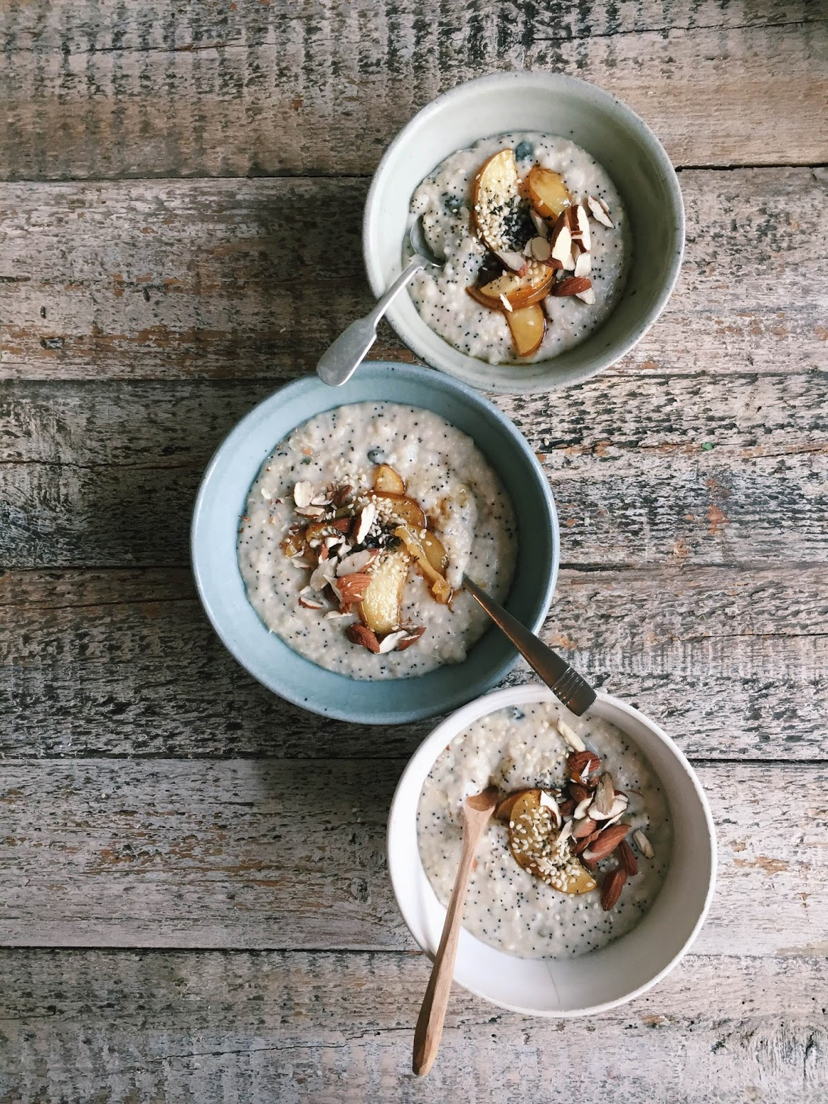 Maple Pear Porridge: Start The Day On The Right Foot