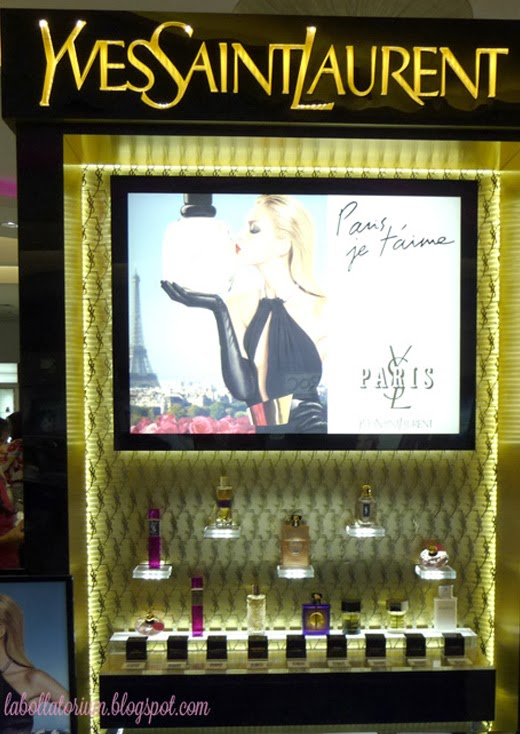 Beauty Event - Romancing with YSL (Yves Saint Laurent) Counter PVJ