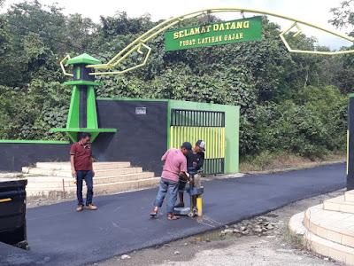 Gubernur Ridho Komitmen Bangun Ruas Jalan Taman Nasional Way Kambas (TNWK) Lampung Timur