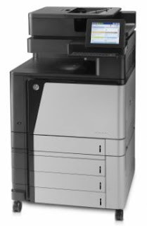 HP LaserJet M880zm Drivers & Software Download