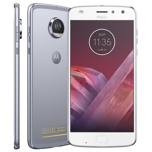 Smartphone Motorola Moto Z2 Dual Chip Câmera 12MP Android 7.1 4GB de RAM