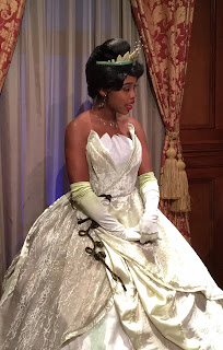 Princess Tiana Fairytale Hall