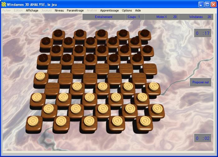 jeux windames 3d