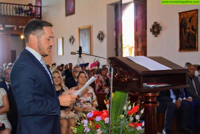 La Palma celebró ayer el día grande de las fiestas de San Miguel en Tazacorte