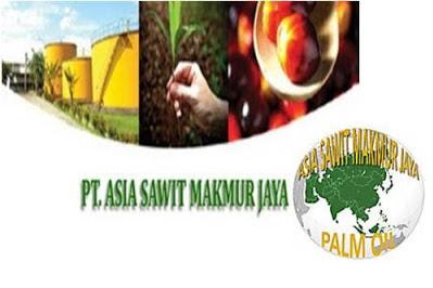 Lowongan PT. Asia Sawit Makmur Jaya Pekanbaru September 2018