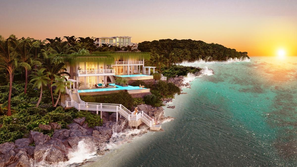 Biệt thự nghỉ dưỡng Sun Premier Village Kem Beach Resort Phú Quốc