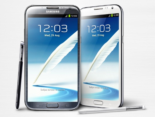 Spesifikasi dan Harga Samsung Galaxy Note 2 N7100