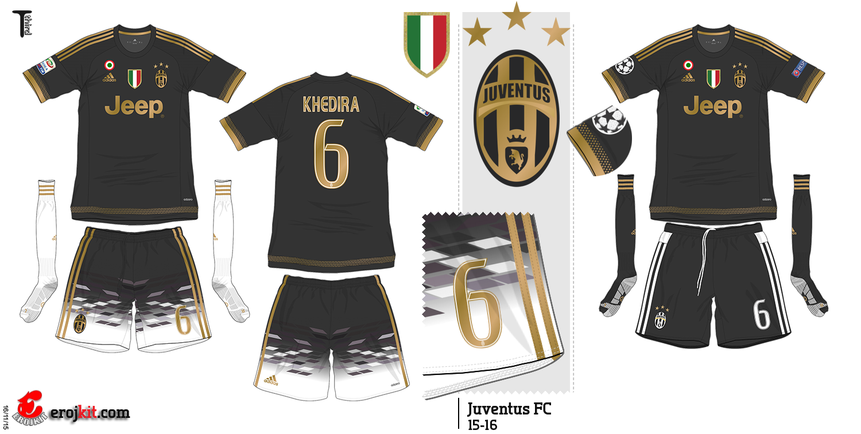 kit design by eroj 2015 16 juventus home away e third kit design by eroj 2015 16 juventus
