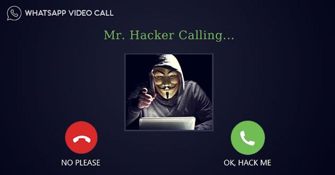 Waspada!!! Menjawab telpon di whatapps dapat di manfaatkan hacker untuk meretes handphone mu