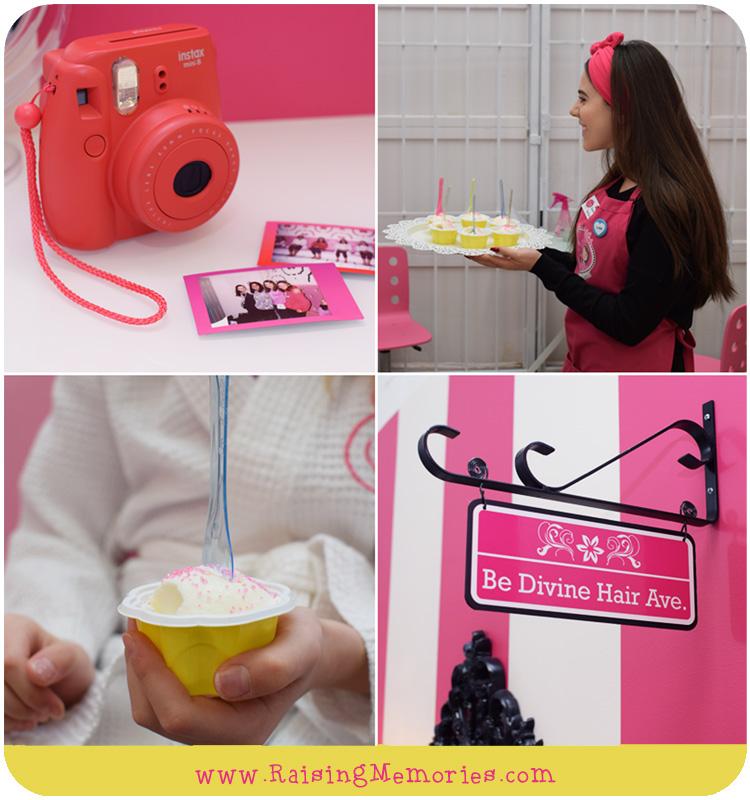 Glama Gal Tween Spa Birthday Party Blog Review