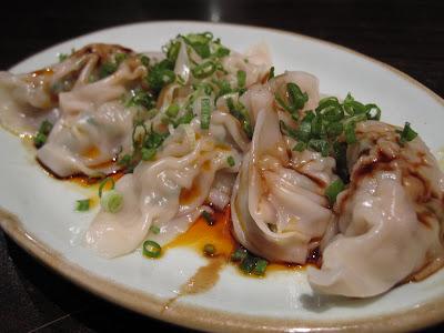 Tampopo, steamed black pig dumplings