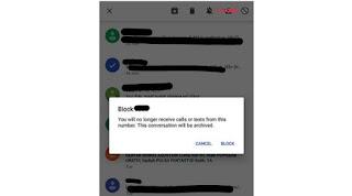 Cara Memblokir Nomor Telpon Yang Menganggu Anda