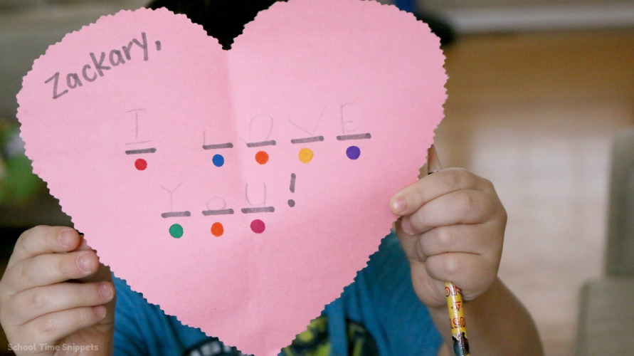 Valentine's Day Activity for Kids