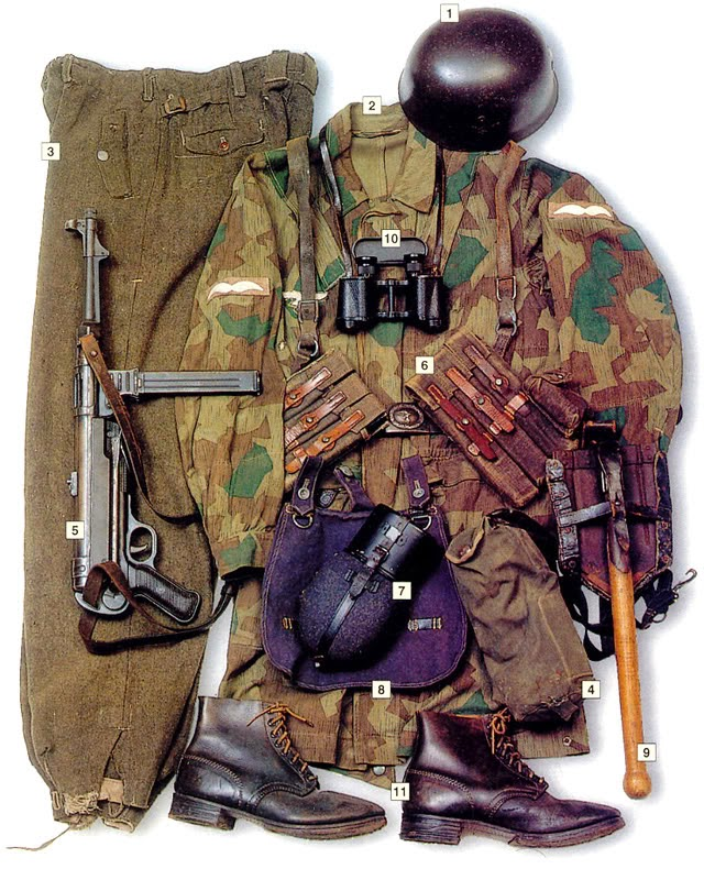 Mtsc S News From The Front Uniform Painting Reference