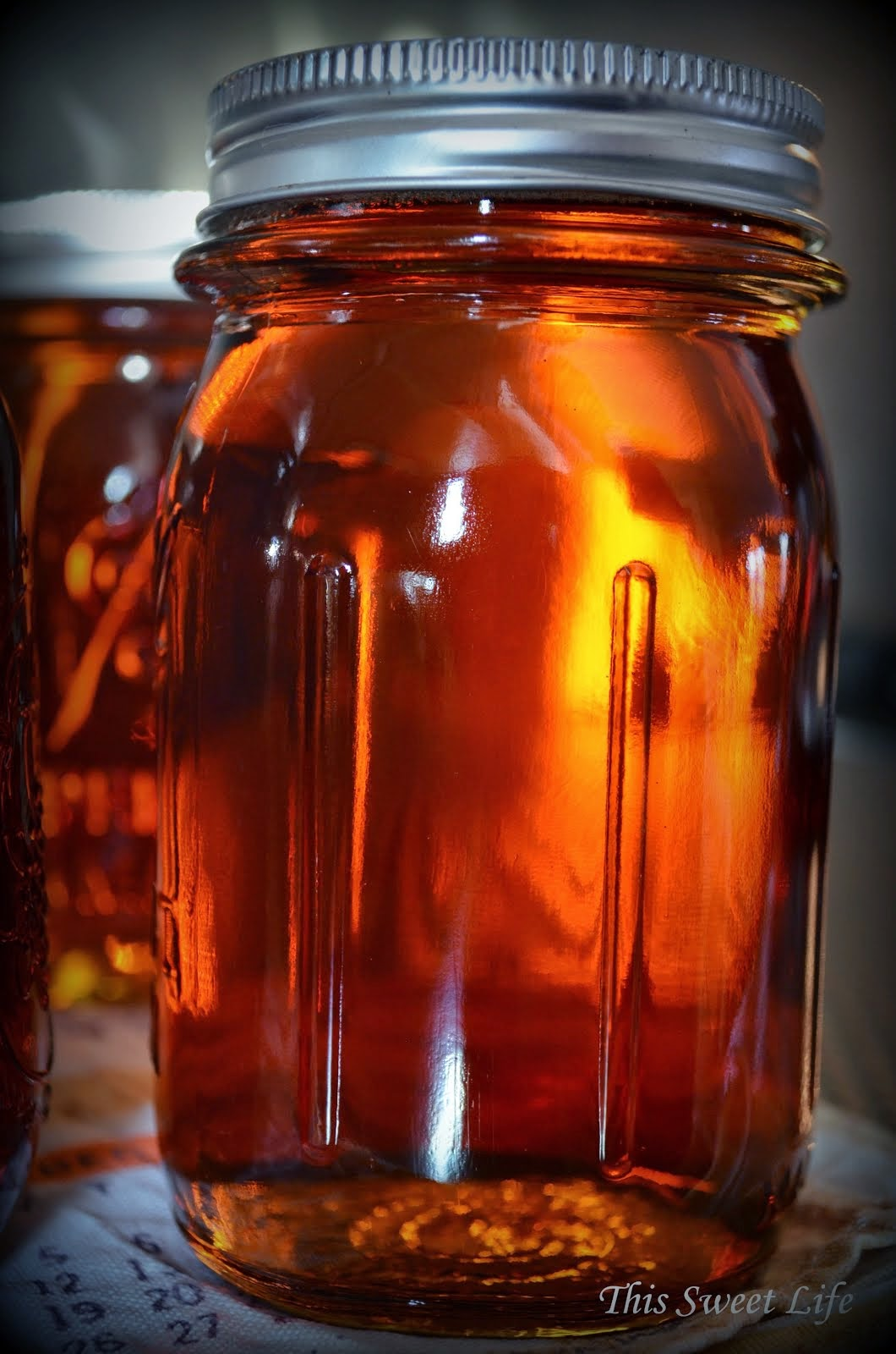 Sweet Run Farm's Pure Maple Syrup