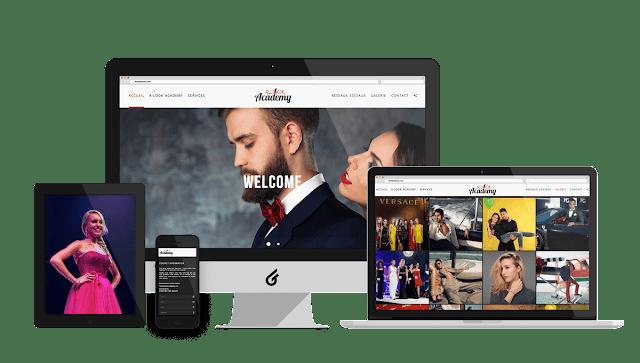 mode, site, internet, agence, communication, academy, lyon, glabs