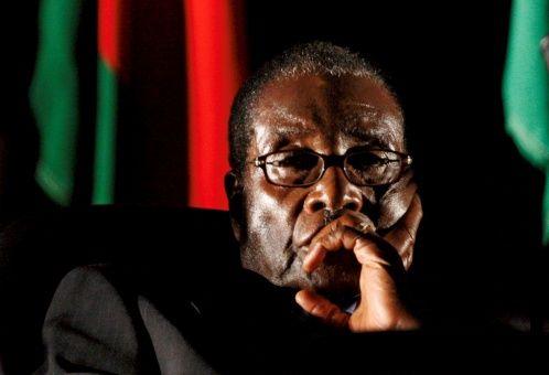 Presidente de Zimbabue desafía pedidos de renuncia