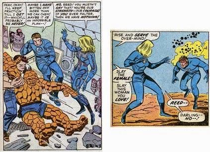 Fantastic Four 116-AlienAllyArmageddon