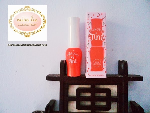 Review Liptint Etude