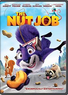The Nut Job: Goana după alune – desene animate noi dublate