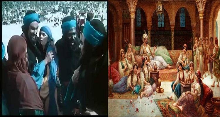شاهد كيف كان العرب يقومون بالجماع قبل حلول الإسلام