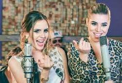 Mariana Fagundes lança clipe de É Só Me Chamar com Naiara Azevedo