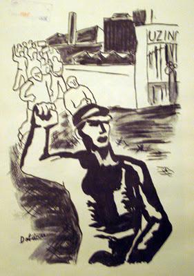 Imagini pentru trabajadores rumanos en huelga 1933