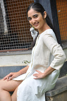Radhika Cute Young New Actress in White Long Transparent Kurta ~  Exclusive Celebrities Galleries 022.JPG