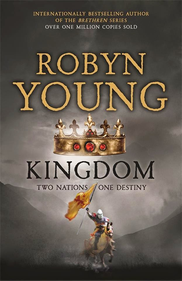 Kingdom by Robyn Young