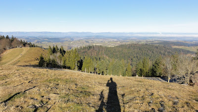 Ahorn, Blick Richtung Jura
